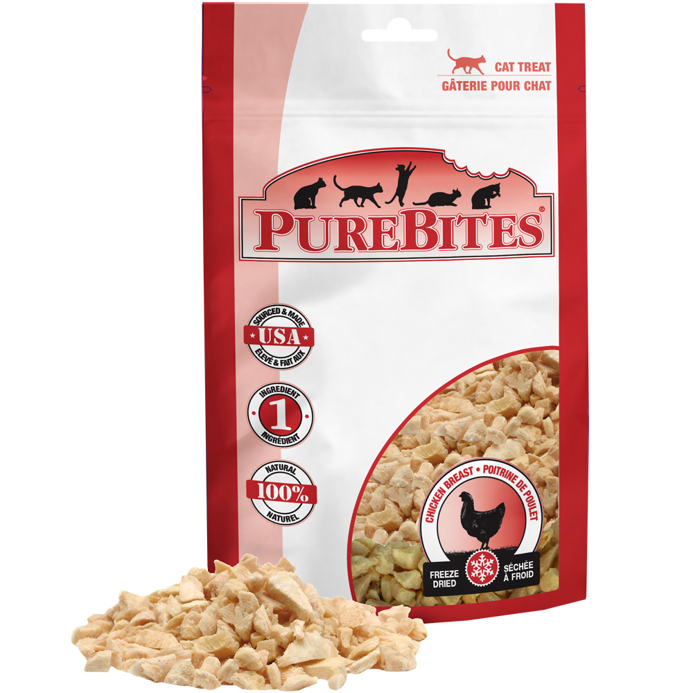 Purebites Chicken Breast Cat Treat (0.60 oz) im test