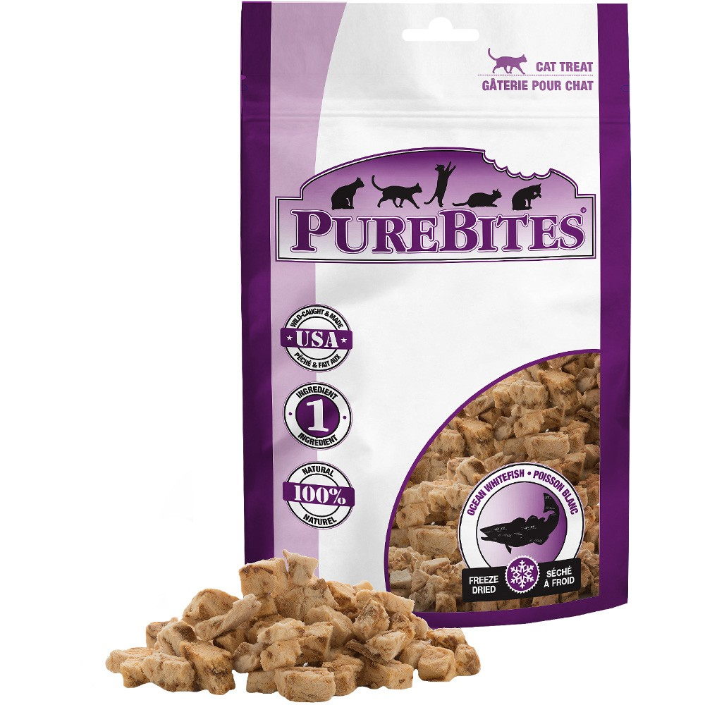 PureBites Ocean Whitefish Cat Treat (0.70 oz) im test