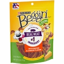Purina Beggin' Littles Bacon & Cheese Flavors Dog Treats (6 oz)