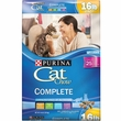 Purina Cat Chow Complete Dry Cat Food (16 lb)