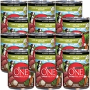Purina ONE SmartBlend Classic Ground Lamb & Long Grain Rice Entree Canned Dog Food (12x13 oz)