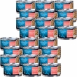 Purina Pro Plan Focus - Indoor Care Salmon & Rice Entree in Sauce Canned Adult Cat Food (24x3 oz)
