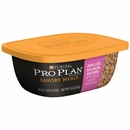 Purina Pro Plan Savory Meals - Grilled Salmon Entrée Adult Dog Food (10 oz)