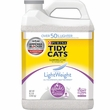 Purina Tidy Cats - LightWeight Glade Tough Odor Solutions Clumping Cat Litter - Clean Blossom (8.5 lb)