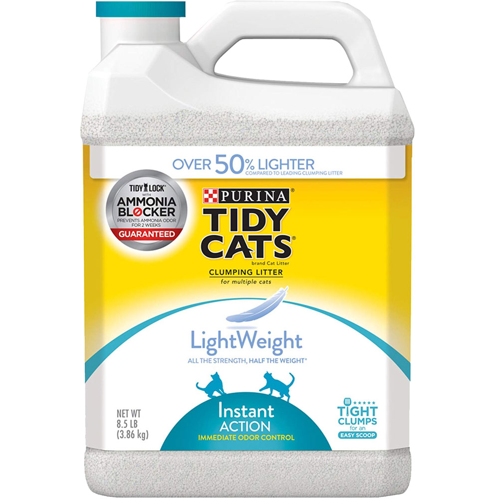 TIDY-CATS-INSTANT-ACTION-CLUMPING-CAT-LITTLER-8-5LB