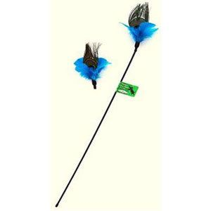 PURRfect Peacock Feather