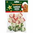 Ranch Rewards Holiday Rawhide Bones - 2 in (6 Pack)