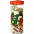 Ranch Rewards Holiday Rawhide Canister Bone (8.8 oz)