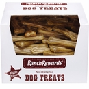 Ranch Rewards Premium Pressed Rawhide Bones - Bulk 8In (50 pack)
