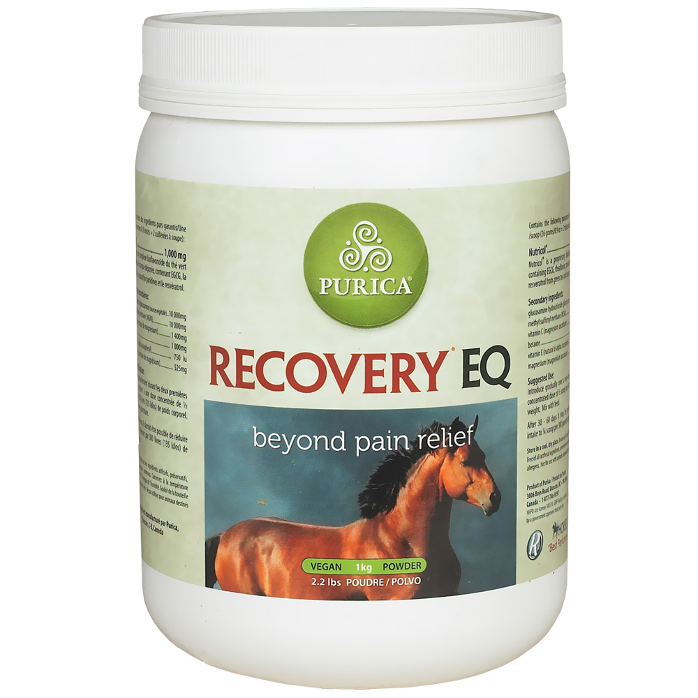Purica Recovery EQ (2.2 lb.) im test