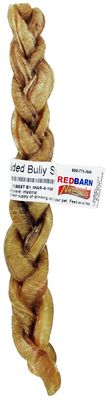 "Redbarn 9"" Braided Bully Stick"