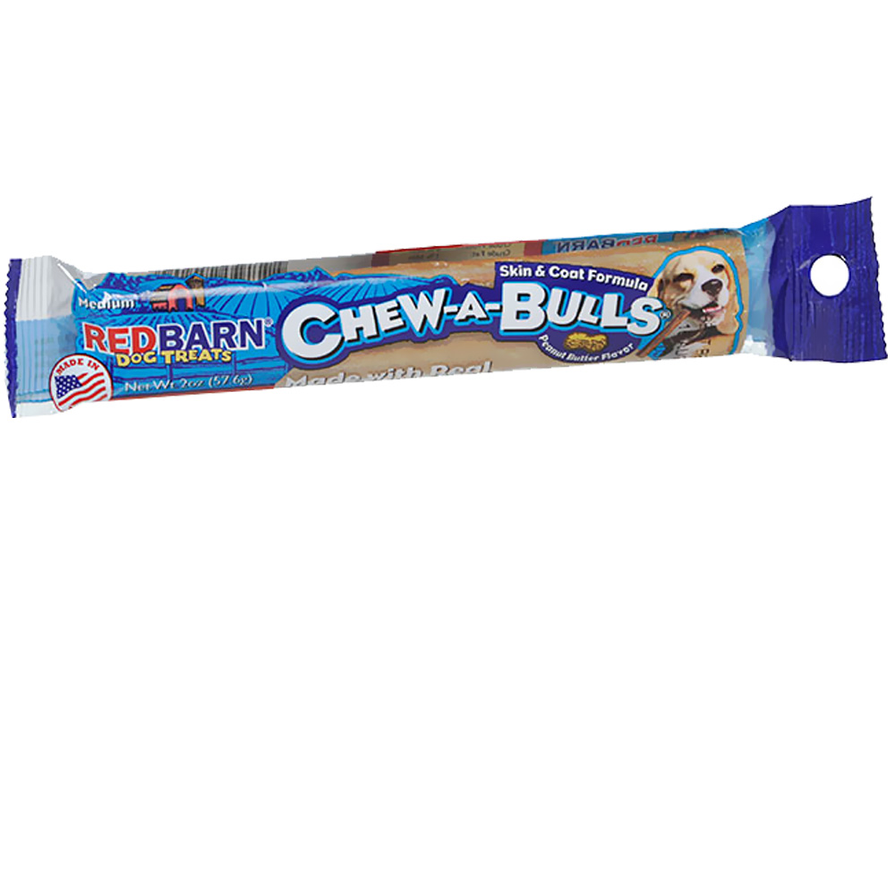 Redbarn Chew-A-Bulls Peanut Butter - Medium (2 oz) im test