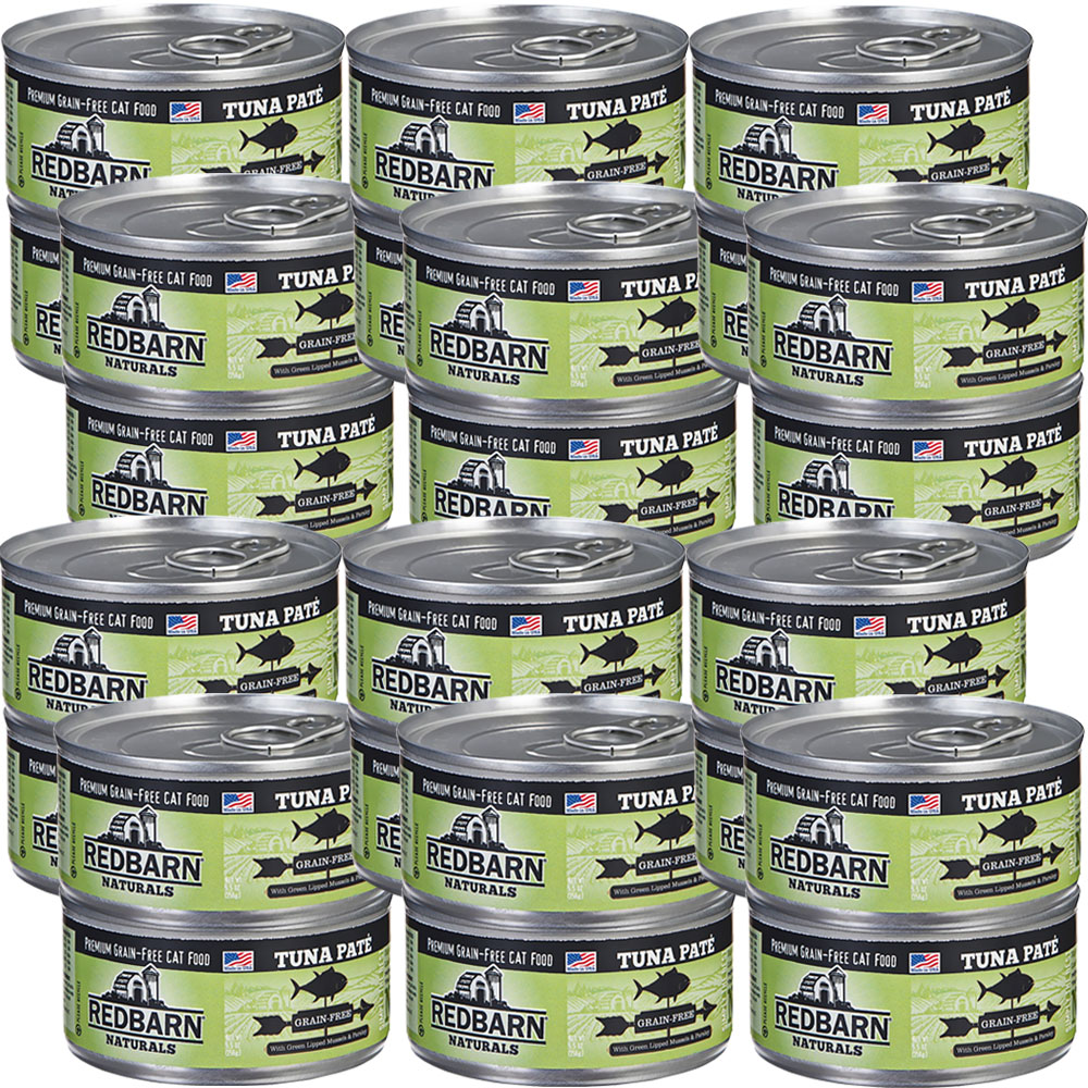 REDBARN-PATE-GRAIN-FREE-CAT-FOOD-TUNA-24PK