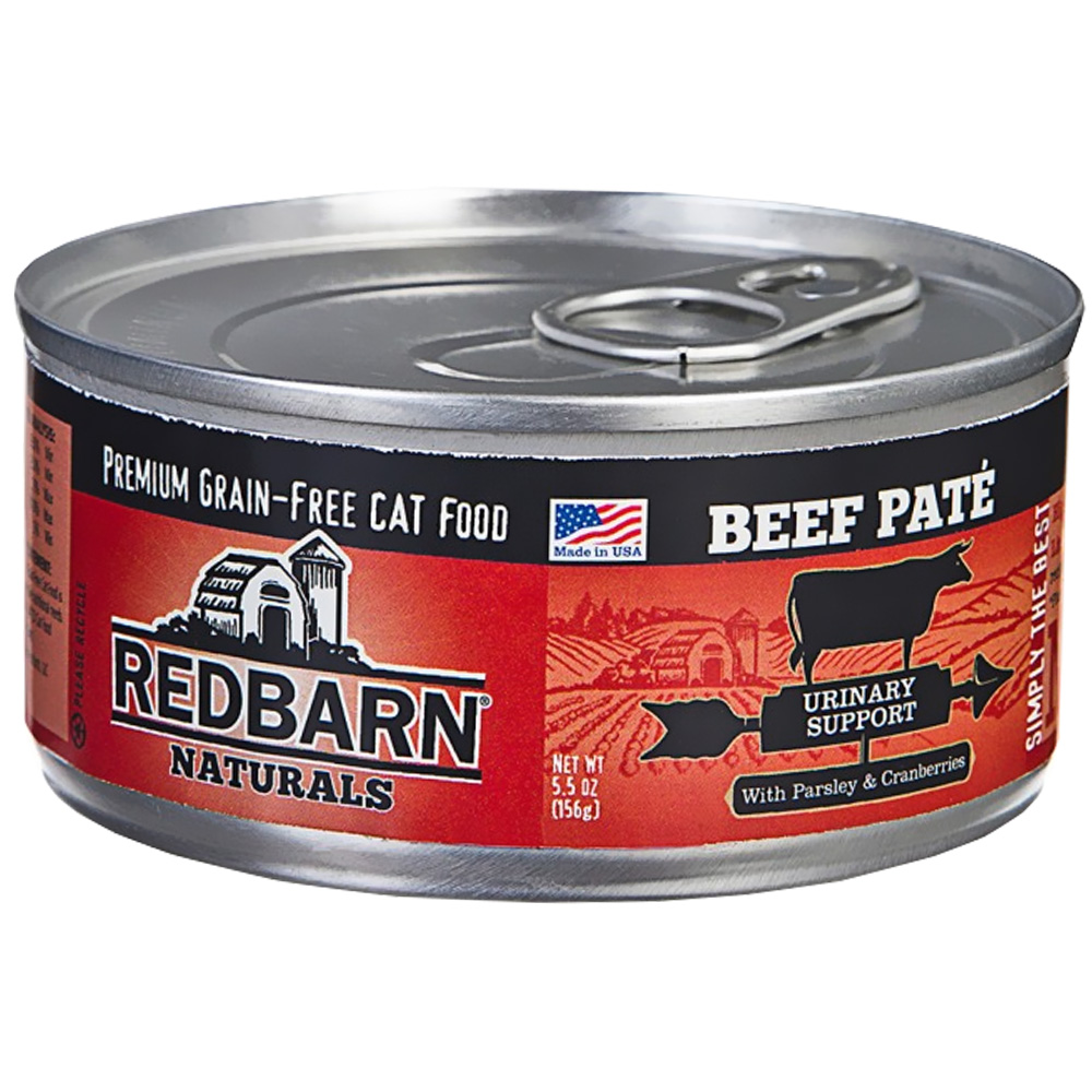 REDBARN-PATE-URINARY-SUPPORT-CAT-FOOD-BEEF
