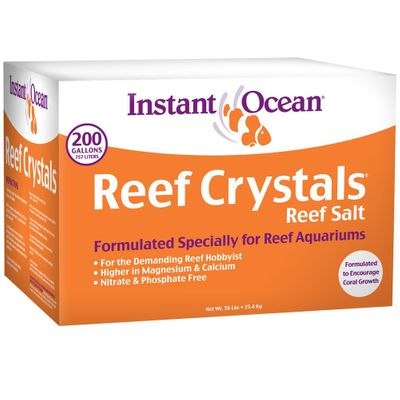 Reef Crystals Reef Salt (200 gal)