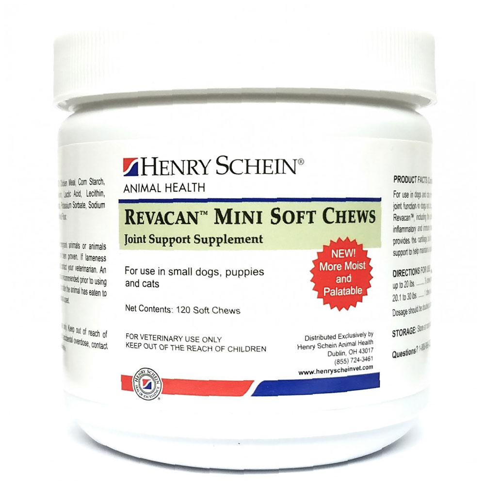 Revacan Mini Soft Chews for Dogs (60 count) im test