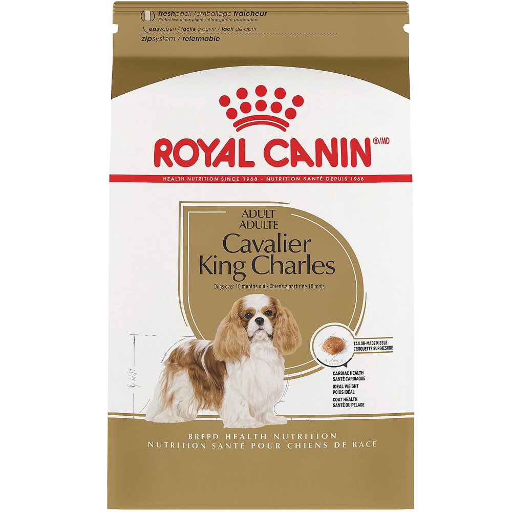 Royal Canin Adult Cavalier King Charles Dry Dog Food (3 lb) im test
