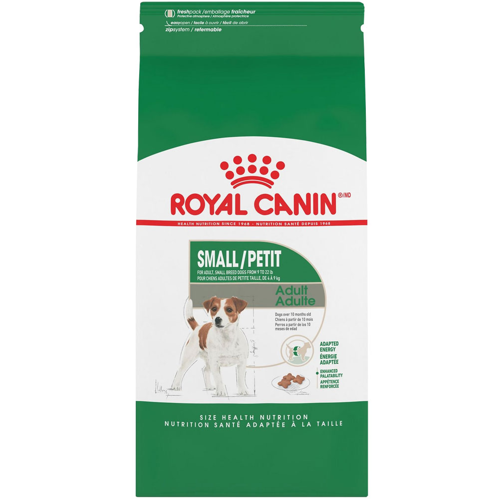 Royal Canin Adult Small Breed Dry Dog Food (14 lb)