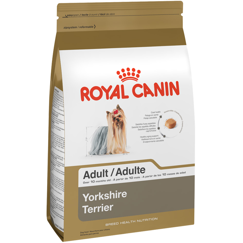 Royal Canin Adult Yorkshire Terrier Dry Dog Food (2.5 lb) im test