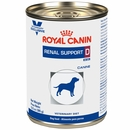 ROYAL CANIN Canine Renal Support D Wet Morsels in Gravy Can (24/13.5 oz)