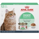 Royal Canin Digest Sensitive Thin Slices in Gravy Canned Cat Food (12x3 oz)