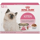 Royal Canin Kitten Thin Slices in Gravy Canned Cat Food (12x3 oz)