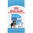 Royal Canin Large Breed Puppy Dry Dog Food (35 lb)