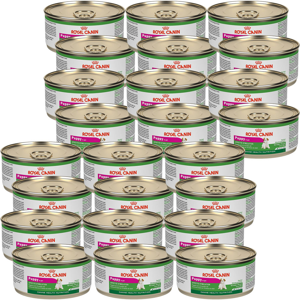 Royal Canin Puppy Formula for Small Dogs Canned Dog Food (24x5.8 oz)