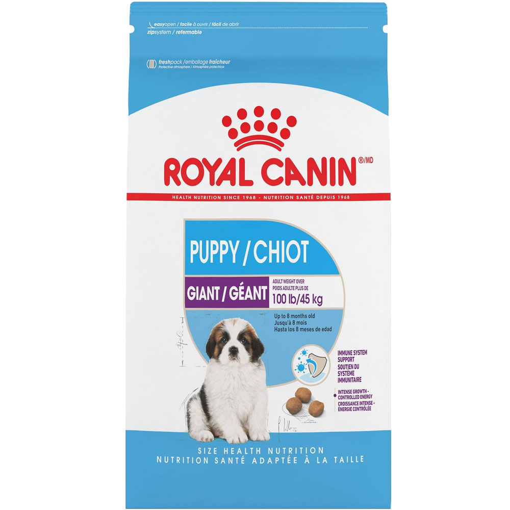Royal Canin Puppy Giant Dry Dog Food (30 lb)
