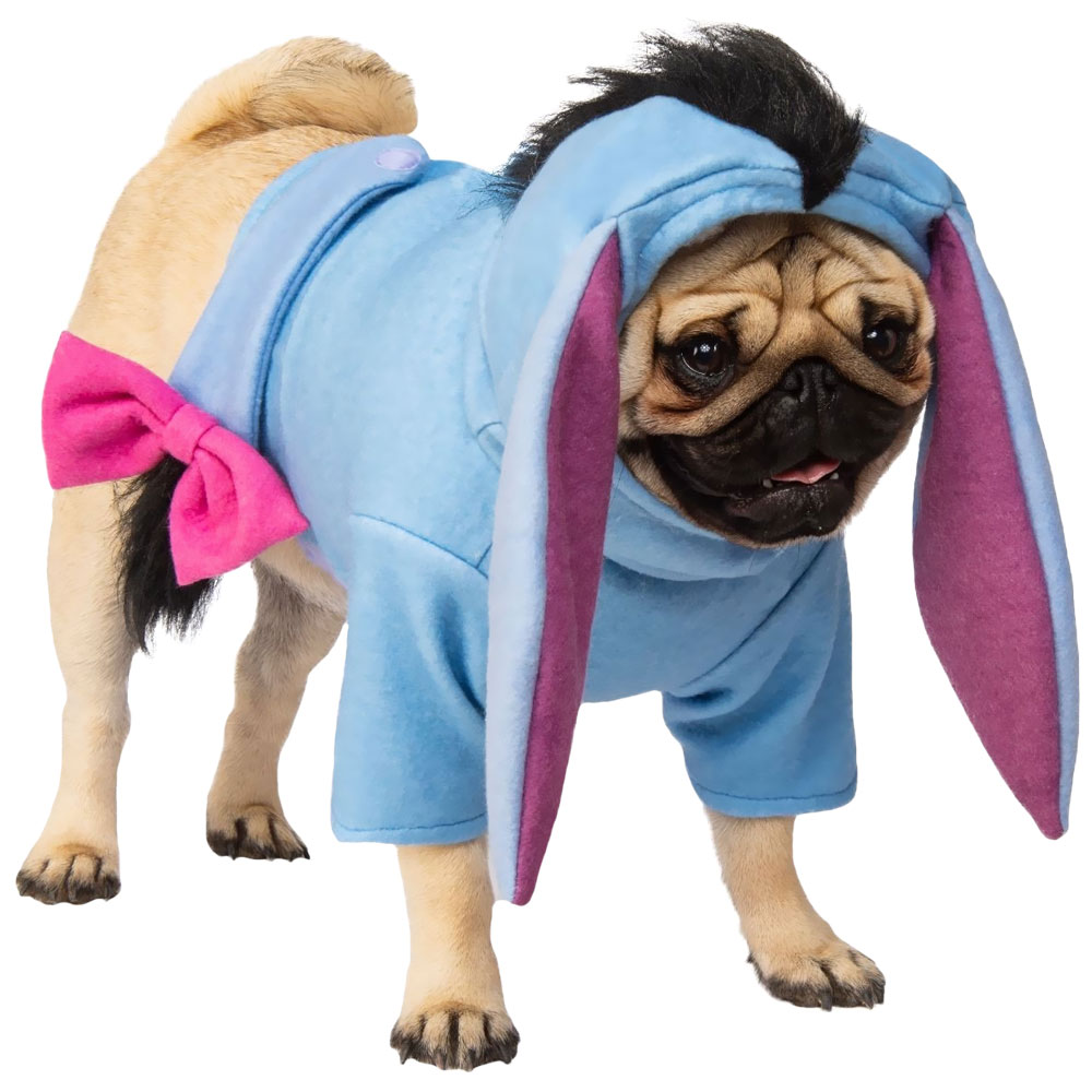 Image of Rubie's Eeyore Pet Costume - Large - For Dogs - from EntirelyPets