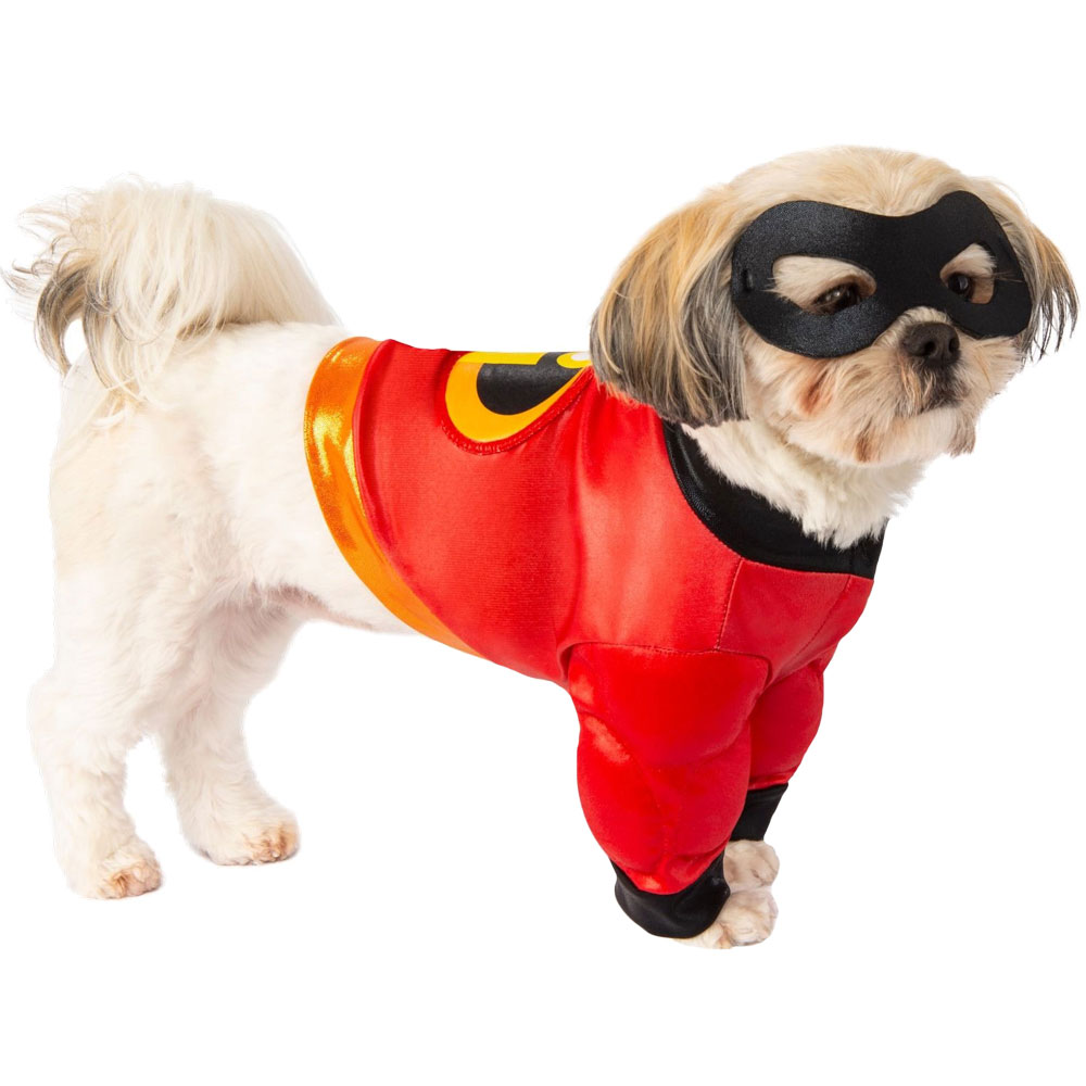 Image of Rubie's Incredibles Pet Costume - Small - For Dogs - from EntirelyPets