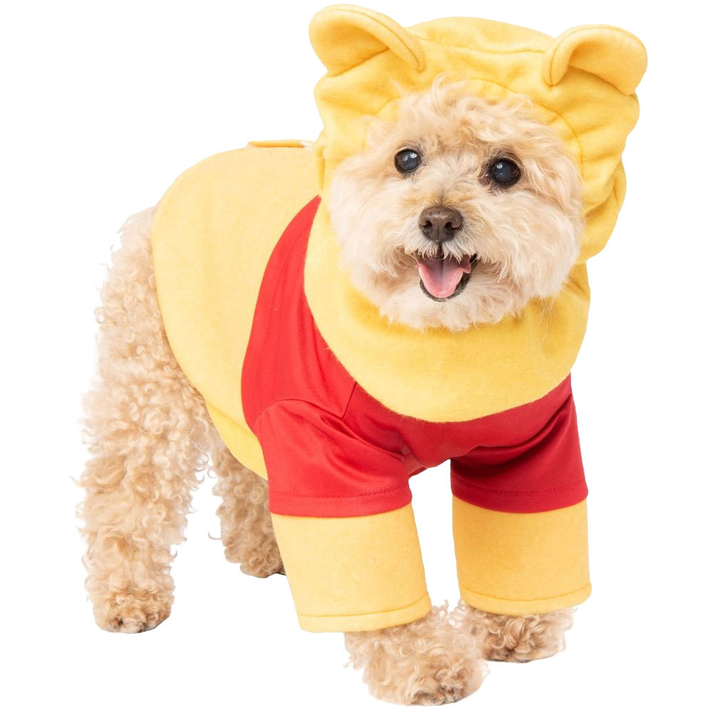 Image of Rubie's Pooh Pet Costume - Medium - For Dogs - from EntirelyPets