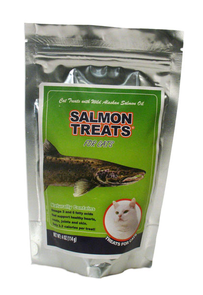 Salmon Treats