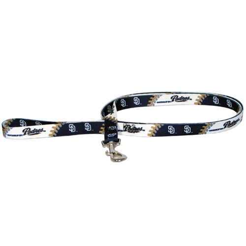 San Diego Padres Dog Collars & Leashes