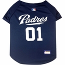 San Diego Padres Dog Jerseys