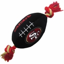 San Francisco 49ers Plush Dog Toy