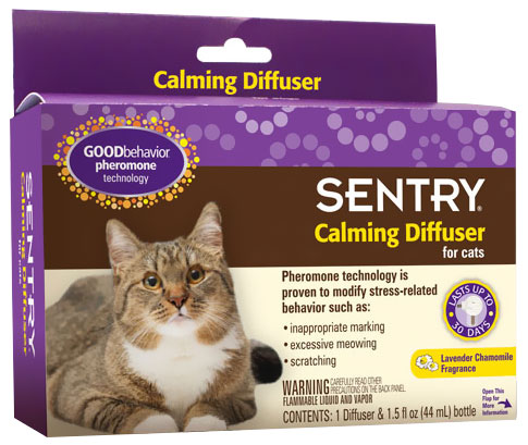 SENTRY Calming Diffuser for Cats (1.5 oz) im test