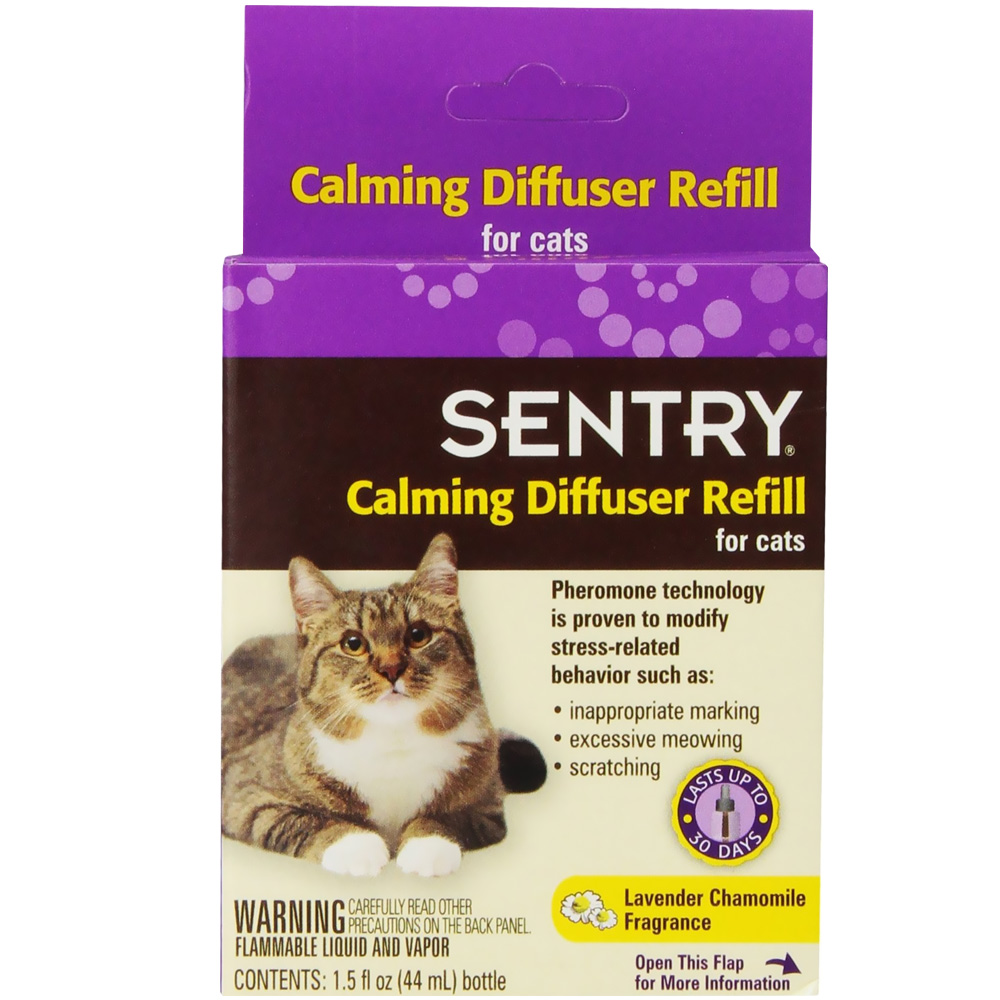 SENTRY Calming Diffuser for Cats Refill (1.5 oz) im test