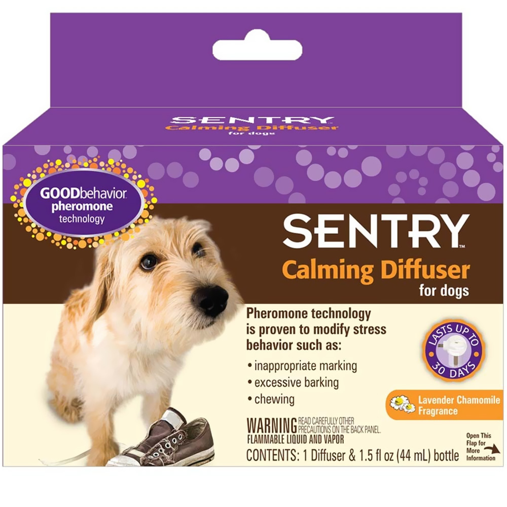SENTRY Calming Diffuser for Dogs (1.5 oz) im test