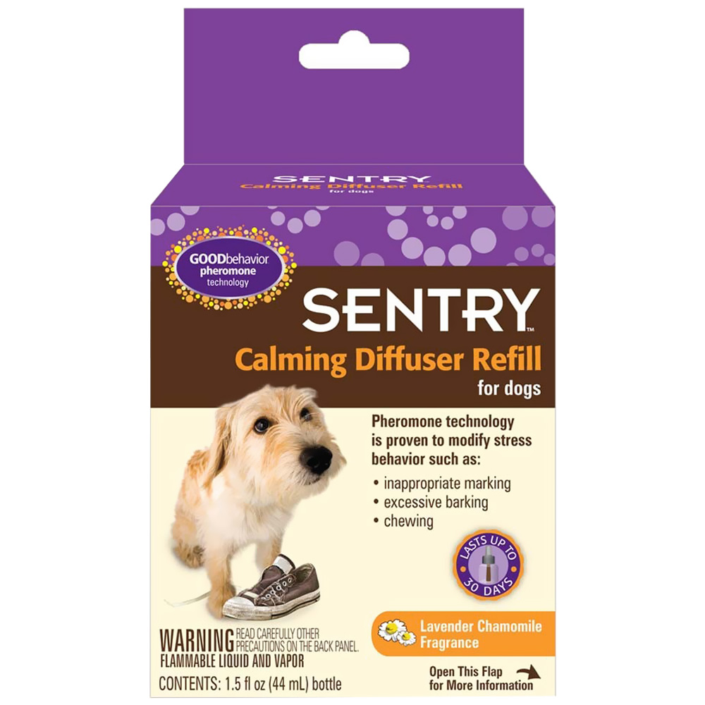 SENTRY Calming Diffuser for Dogs Refill (1.5 oz) im test