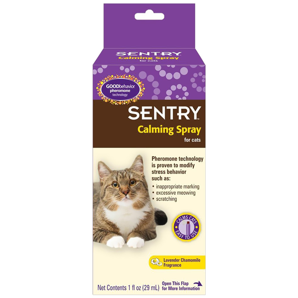 SENTRY Calming Spray for Cats (1 oz) im test