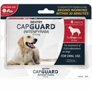 SENTRY® CapGuard™ Flea Tablets for Dogs Over 25 lbs (6 pack)