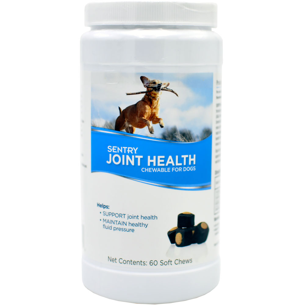 Sentry Joint Health Chewable for Dogs (60 soft chews) im test