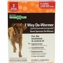 Sentry Worm X Plus 7 Way De-Wormer - Large Dogs (2 count)
