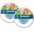 Seresto Flea & Tick Collar for Cats (2-Pack)