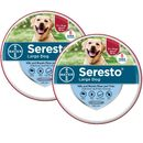 Seresto Flea & Tick Collar for Large Dogs (2-Pack)