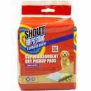 Shout Pets Super Absorbent Oxy Pickup Pads