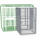 """Side Door Attachment for Walk-in Aviary Cage (48""""x40""""x71"""")"""