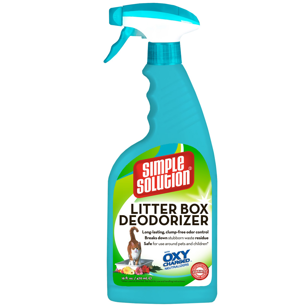 Simple Solution Cat Litter Box Deodorizer (16 oz) im test