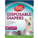 Simple Solution Diapers XXL (12 Diapers)